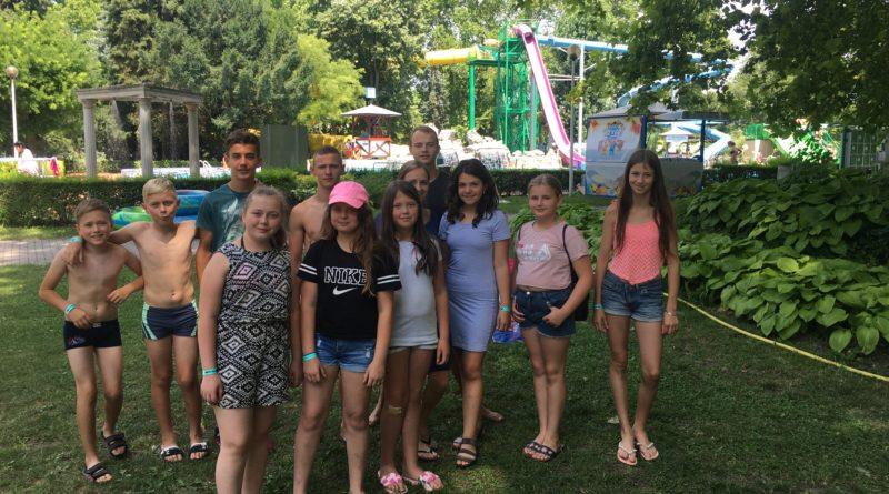 Kígyósi gyerekek Magyarországon ebben az évben is